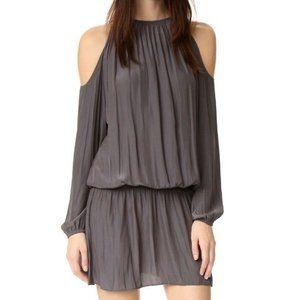 RAMY BROOK Lauren Dress in Gunmetal